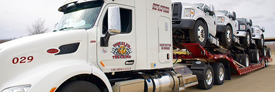 Welcome to Wheeler Trucking!